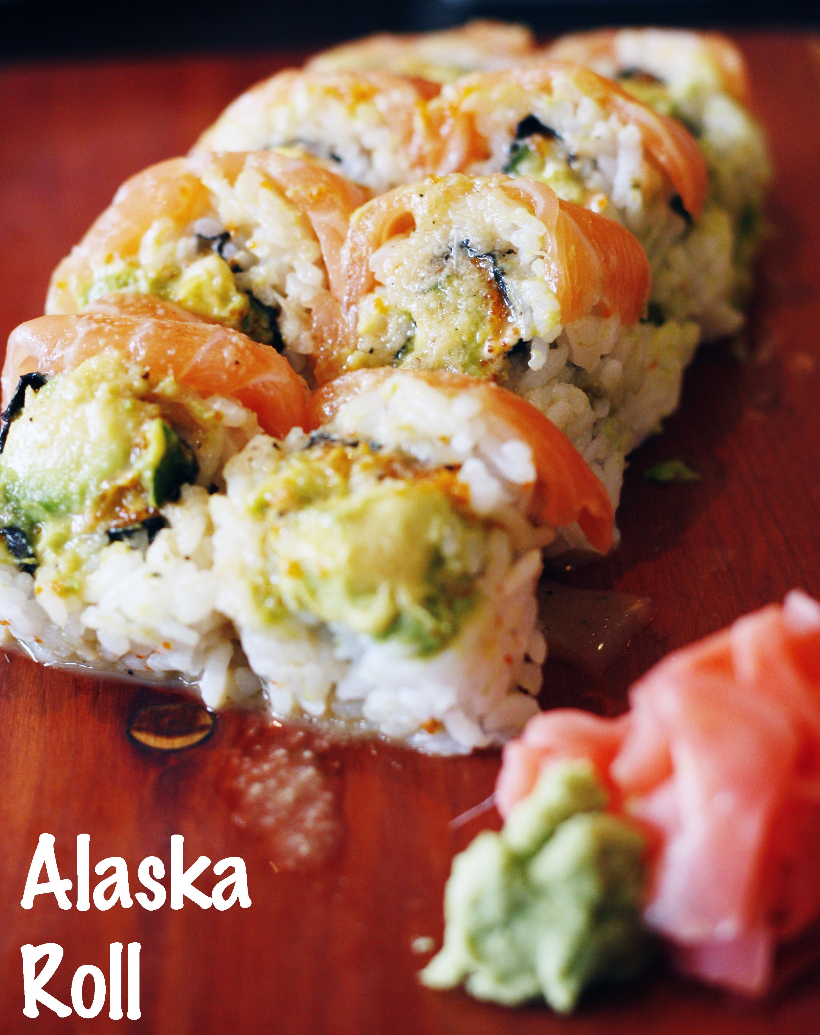 alaska roll   ourcherishedlife